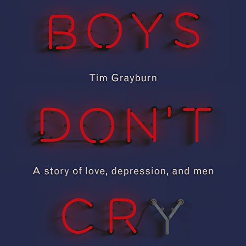 Boys Don't Cry audiobook cover art