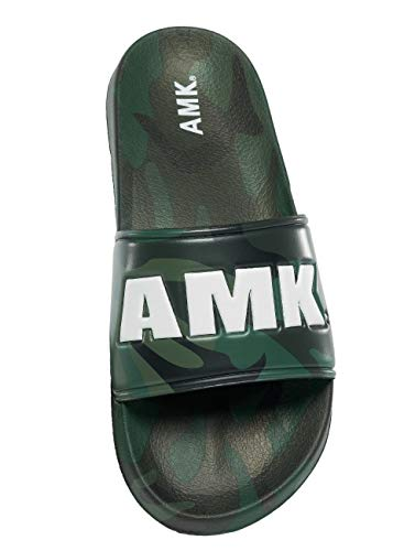AMK Herren Sandalen Sandals Camouflage 41