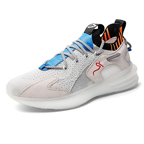 Zapatillas de Deporte clásicas con Cordones Star Fashion para Hombre Zapatillas de Running para Hombre Zapatillas para Hombre Tenis para Correr para Hombre Zapato de Skate para Adulto