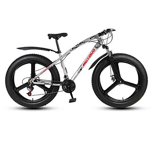 Bicicleta para joven Bicicletas De carretera Bicicletas bicicleta MTB Mountain Bike adulto agua motos de nieve Bicicletas for hombres y mujeres de 26 pulgadas ruedas doble freno de disco Bicicleta Mon