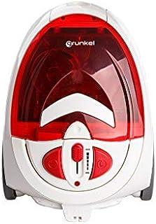 Grunkel - ASP-100C - Aspiradora con tecnolog?a cicl?nica y Control de Fuerza de absorci?n - 1000W - Rojo
