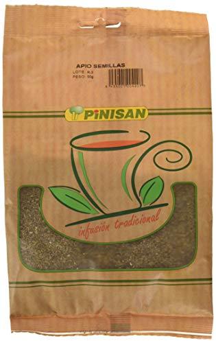 Pinisan Apio Semillas 50 Gr Envase De 50 Gramos 500 g