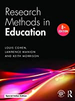 Research Methods In Education 8Th Edition. [Paperback] Louis Cohen, Lawrence Manion & Keith Morrison