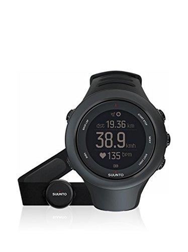 SUUNTO Ambit3 Sport Black HR - Reloj GPS para actividades multideporte con...
