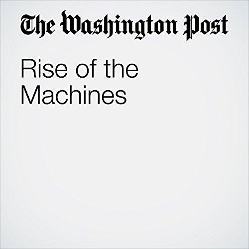 Rise of the Machines copertina