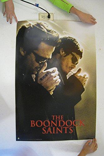 Boondock Saints - Cigarettes Kunstdruck