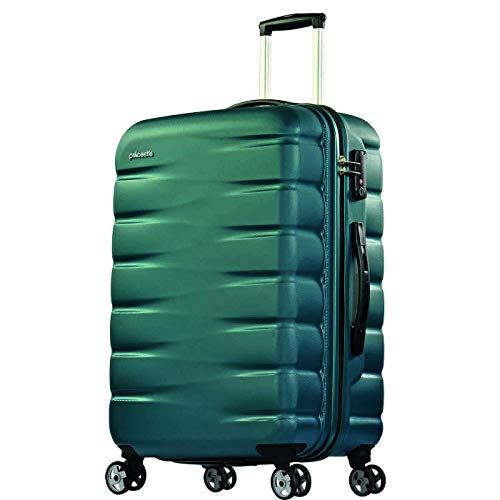 Probeetle by Eminent Suitcase Voyager VII 2.0 M 68cm 71L Travel Luggage Lightweight Hardside 4-Wheel Trolley Ocean Blue