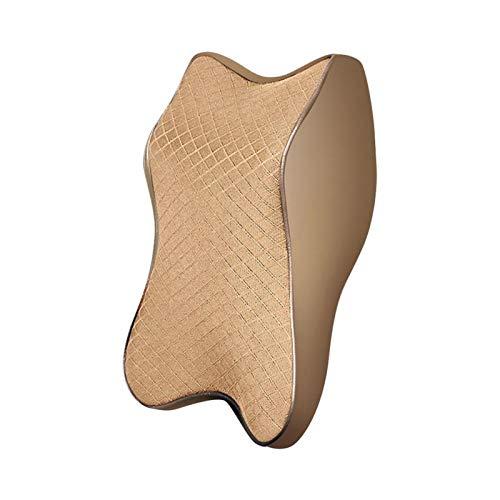Almohada para el cuello del coche Cuello de cuello de cuello de cuello en 3D espuma de espuma de espuma de reposacabezas ajustable almohada almohada para almohada para el cuello de viaje para almohada