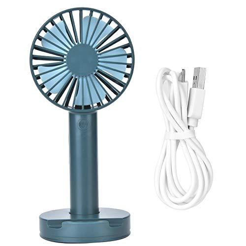 ✨Valentine's Day Present✨Andraw Ventilador de Mano Ligero, Recargable por USB, de tamaño...