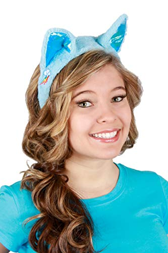 My Little Pony Rainbow Dash Costume Headband with Ears -elope