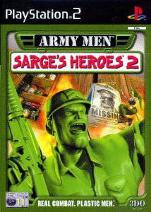 Army Men: Sarge's Heroes 2 (PS2)