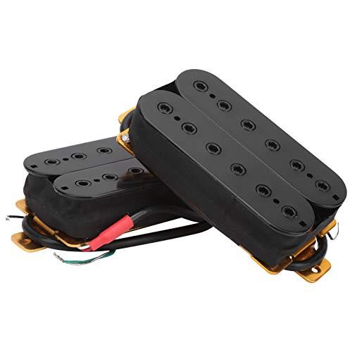 Pastilla de guitarra eléctrica, accesorio de actualización de pastilla de doble bobina...