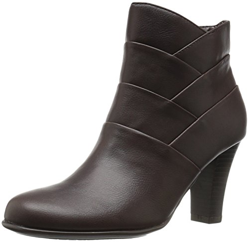 Aerosoles A2 Women's Best Role Boot, Brown, 11 W US