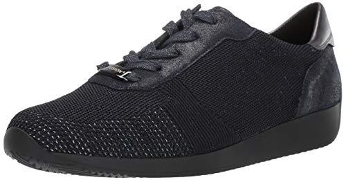 ARA Women's Lilly Sneaker, Blue Multipix, 8.5 M UK (11 US)