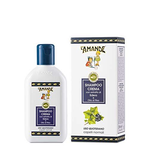 L Amande Shampoo Crema Edera Normali Uso Quotidiano - 200 ml