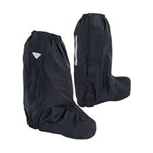 Tour Master Deluxe Boot Rain Covers - Large/Black