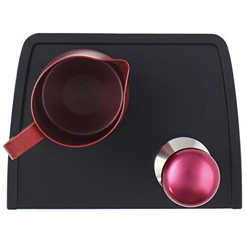 Zoie + Chloe Silicone Coffee Tamping Mat - Espresso Tamper Mat