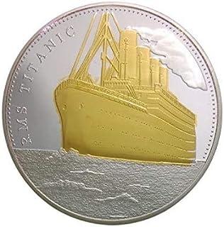 Titanic Coin 100 Year Anniversary Beautiful Token Rare Commemorative Collectable Curio Gift