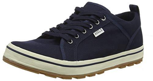 Aigle Herren Chervis 2 Sneaker, Blau (Darknavy 001), 41 EU