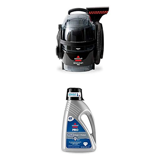 Spotclean Pro + 4X Deep Cleaning