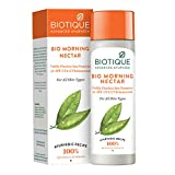 Biotique Bio Morning Nectar Sunscreen Ultra Soothing Face Lotion, SPF 30+, 120ml
