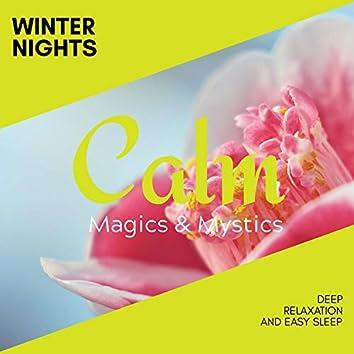 Winter Nights - Deep Relaxation and Easy Sleep