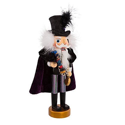 Hollywood Nutcrackers Kurt Adler Hollywood-Nussknacker Herr Drosselmeyer, 30,48 cm