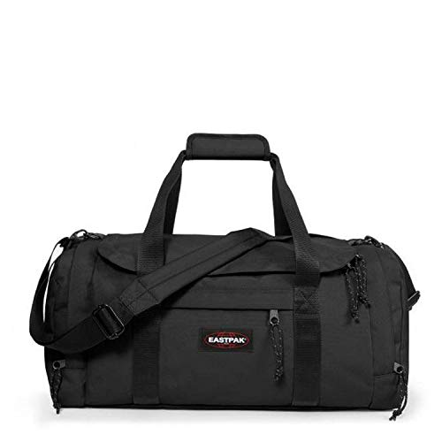 Eastpak Reader S + Borsone, 53 cm, 40 L, Nero (Black)