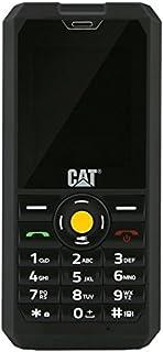 هاتف كات B30 الترا رجد بشريحتي اتصال - 1 جيجا، الجيل الثالث، اسود