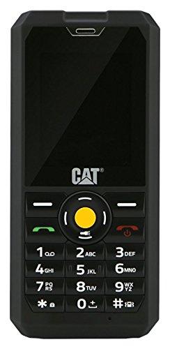 CAT B30 Outdoor Smartphone (Dual SIM) schwarz