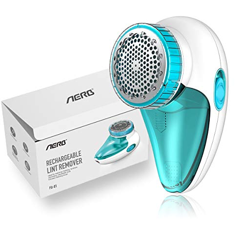 Aerb Fabric Shaver, Electric Sweater Shaver, Lint Remover Defuzzer...