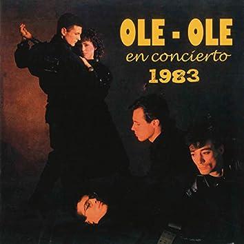 En Concierto 1983