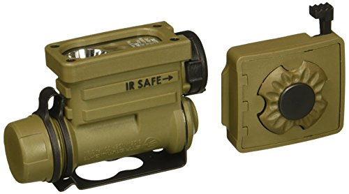 Streamlight 14515 Boxed Sidewinder Compact II Military Model White C4 LED, Green, Blue, IR LEDs, Includes NVG mount