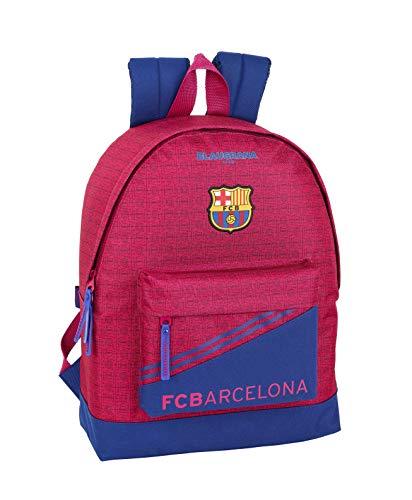 FC Barcelona Corporativa Oficial Mochila Juvenil 325x150x430mm