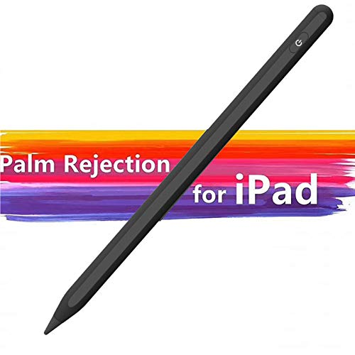 Stylus Pen for iPad with Palm Rejection, Active Pencil Compatible with (2018-2020) Apple iPad Pro (11/12.9 Inch),for iPad 6th/7th/ Mini 5th/iPad Air 3rd Gen for Precise Writing/Drawing