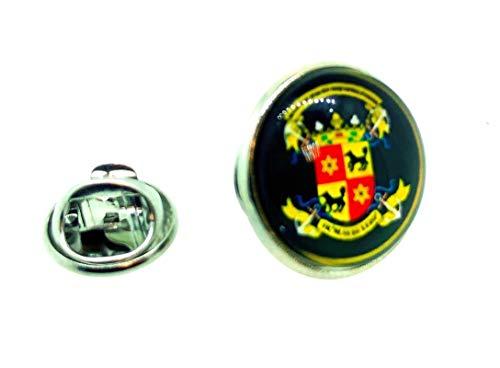 Gemelolandia | Pin de Solapa F-103 Fragata Blas de Lezo | Pines Originales y Baratos Para Regalar | Para las Camisas, la Ropa o para tu Mochila | Detalles Divertidos