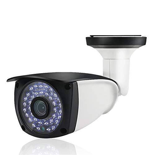 Cámara de vigilancia IP H.265 HD 5MP 48V POE IP cámara 3MP impermeable al aire libre de infrarrojos de visión nocturna 25M ONVIF de seguridad CCTV video cámaras de seguridad sistemas de seguridad para