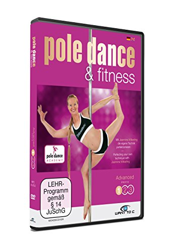 Pole Dance & Fitness - Advanced 1: Mit Jeannine Wilkerling die eigene Technik perfektionieren.