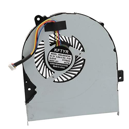 Deinbe Ersatz für ASUS S56C K56 K56C K56CA A56 A56C Computer CPU-Lüfter Durable Teil Laptop