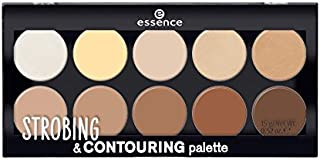 essence | Strobing & Contouring Palette | Cruelty Free - 10 Shades