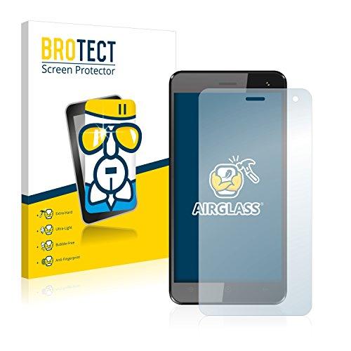 BROTECT Panzerglas Schutzfolie kompatibel mit Haier HaierPhone G31 - AirGlass, extrem Kratzfest, Anti-Fingerprint, Ultra-transparent