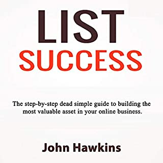 List Success audiobook cover art