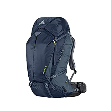 Gregory Mountain Products Baltoro 75 Liter Men's Backpack, Navy Blue, Large