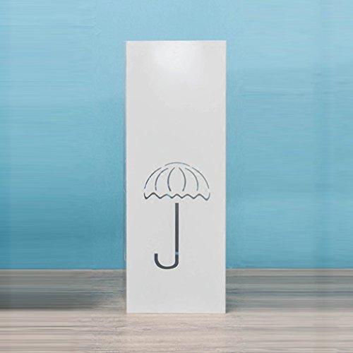 Porte-parapluies Bureau Creative Fer forgé Parapluie Porte de Baril Continental Simple Parapluie De Stockage Baril