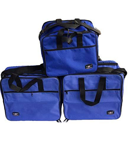 GREAT BIKERS GEAR Pannier Liner Bags (Set of 3) Bags to Fit BMW R1200GS Adventure GSA Aluminium Panniers, Motorcycle Touring Bag | Pannier Bag | Inner Bags