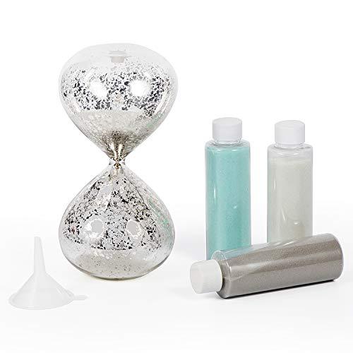 AF ANDREW FAMILY Wedding Unity Sand Ceremony Hourglass Set