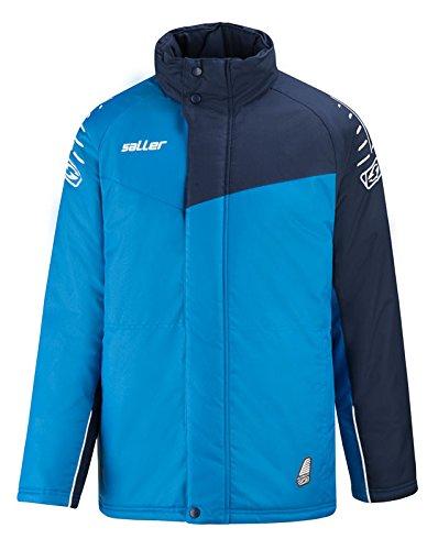 Saller Winterjacke sallerUltimate hellblau-Marine Gr. XL