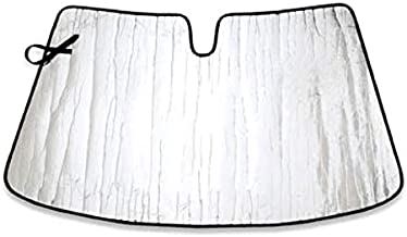 CarBeyondStore Custom Fit Automotive Front Windshield Sunshade for Chevrolet Corvette 1984 to 1996 C4