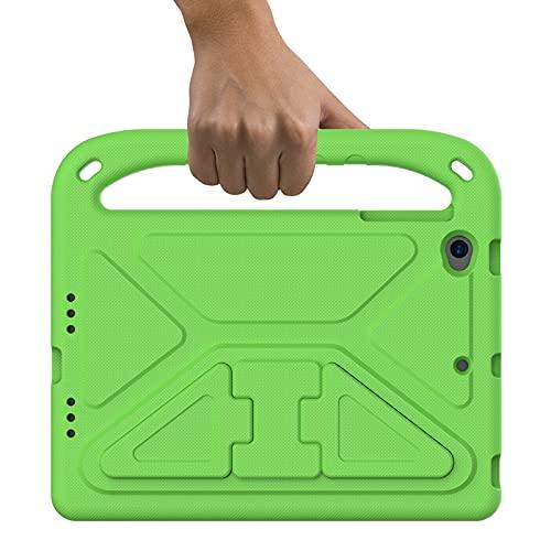 Razechox Funda para IPad Mini 5 4 3 2 1, niños EVA ligero resistente a prueba de golpes mango Tablets cubierta para Apple iPad Mini 7.9 pulgadas