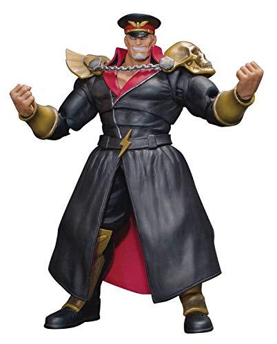 Storm Collectibles M. Bison Battle Costume Street Fighter V, 1/12 Action Figure, Multi (STM87088)